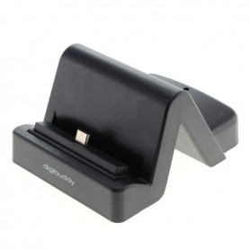 OTB - Digibuddy USB Dockingstation 1401 - USB-C 3.1 (Type C) variable connector incl. USB 3.0 cable - Ac charger - ON3757