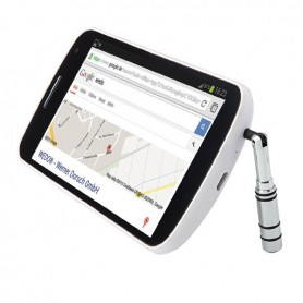 NedRo - WEDO TouchStand - The touch pen with stand function white - Phone Stylus - ON3759 www.NedRo.us