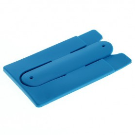 OTB - OTB Silicone Card Case for Smartphones - Stand function - Overige telefoonhoesjes - ON3768-C www.NedRo.nl