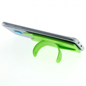 OTB - Silicone Card Case for Smartphones - Stand function - Phone accessories - ON3768-CB www.NedRo.us