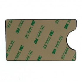 OTB - Silicone Card Case houder voor Smartphones - Standaard functie - Telefoon accessoires - ON3769 www.NedRo.nl