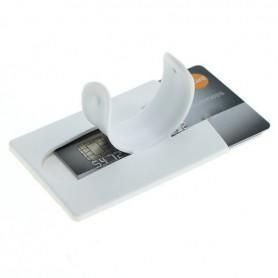 OTB - Silicone Card Case houder voor Smartphones - Standaard functie - Telefoon accessoires - ON3768-CB www.NedRo.nl