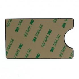 OTB - Silicone Card Case houder voor Smartphones - Standaard functie - Telefoon accessoires - ON3771 www.NedRo.nl