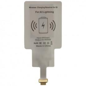 Peter Jäckel - PETER JÄCKEL Încărcător wireless Qi rapid Adaptare UNI pentru Apple iPhone 5 / 5S / 6/6 Plus - Incarcatoare Wi...