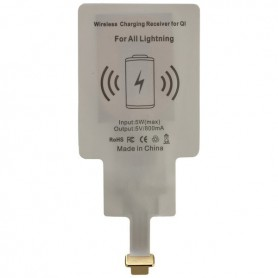 Qi Wireless Charger Quick Adapt UNI voor Micro-USB ON3430