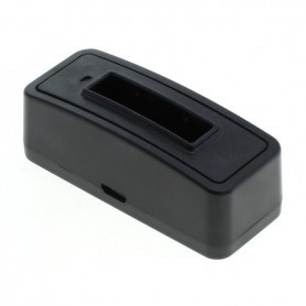 OTB - Battery Charging Dock compatible with 1301 Sennheiser BA 90 - Headsets and accessories - ON3794 www.NedRo.us