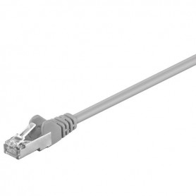 CAT 5e Network cable SF / UTP gray