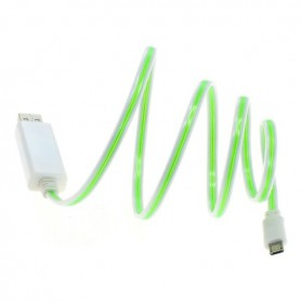 OTB - OTB data cable Micro-USB with animated running light - Other data cables  - ON3865 www.NedRo.us