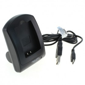 OTB - Incarcator docking USB pentru Casio NP-20 - Casio încărcătoare foto-video - ON3871 www.NedRo.ro