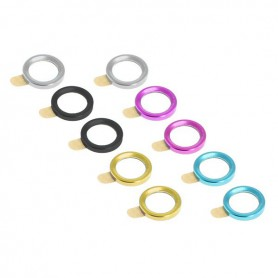 10 x Camera protection ring for iPhone 6 6 Plus