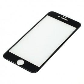 OTB, Protector de ecran OTB Acoperire completă 3D compatibilă cu Apple iPhone 6 / iPhone 6S negru, iPhone folii protectoare, ...