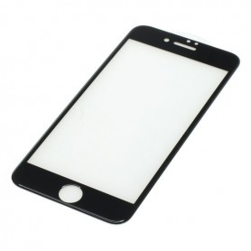 OTB - OTB Screen Protector Full Cover 3D compatible with Apple iPhone 7 black - Beschermfolie voor iPhone - ON3916 www.NedRo.nl