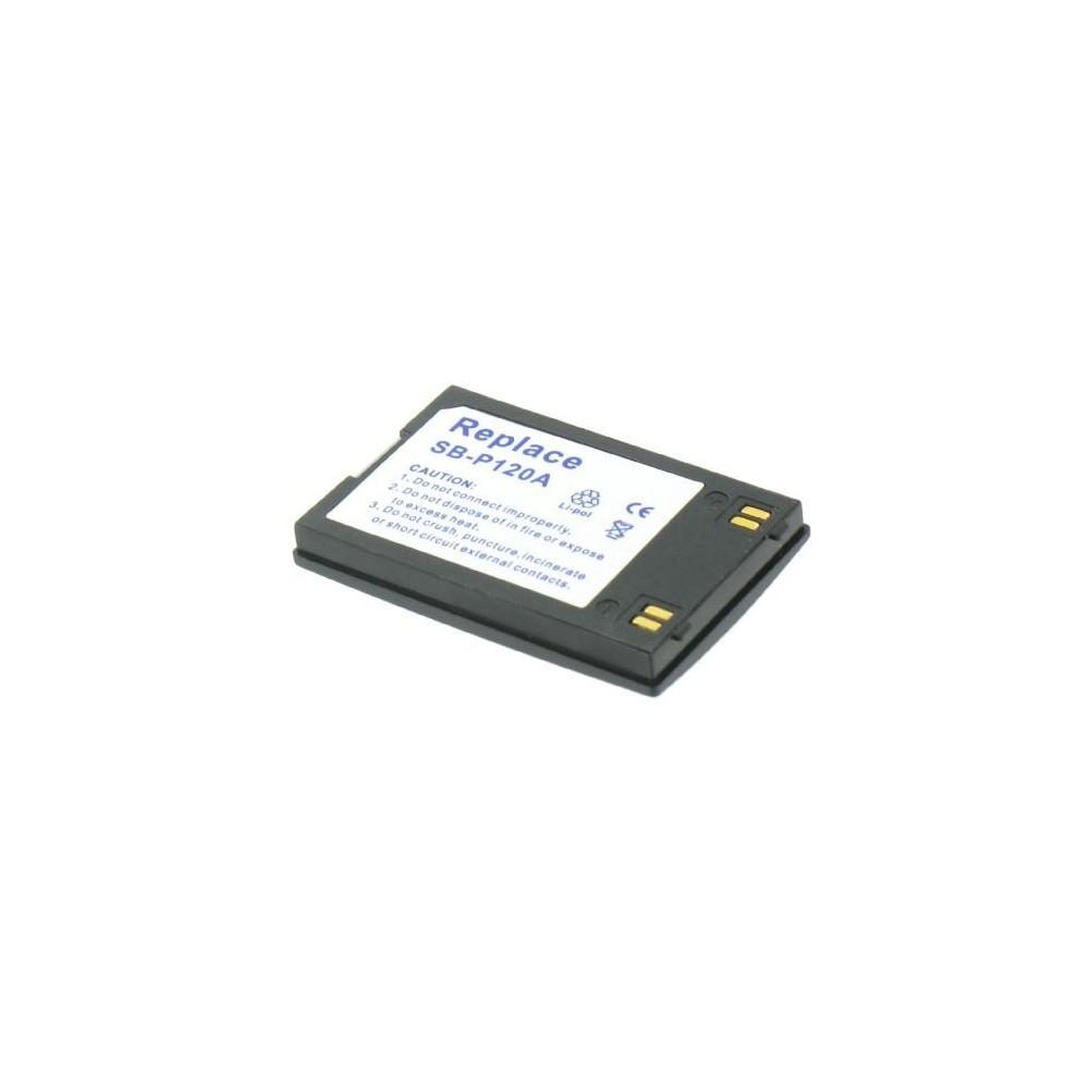NedRo - Acumulator compatibil cu Samsung SB-P120A - Samsung baterii foto-video - V116 www.NedRo.ro