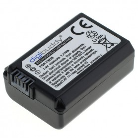 digibuddy - Battery for Sony NP-FW50 1050mAh - Sony photo-video batteries - ON2709