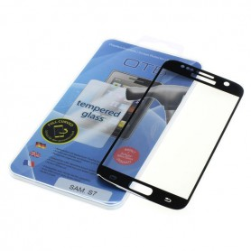 OTB, Full Cover 3D Glass for Samsung Galaxy S7, Samsung Galaxy glass, ON3952-CB, EtronixCenter.com