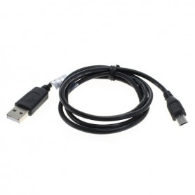 OTB - Data cable Micro-USB - 1.0m - long Micro-USB connector - Other data cables - ON3954 www.NedRo.us