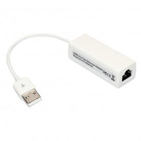 USB 2.0 - 10/100Mbps Ethernet LAN Network Adapter