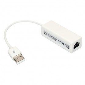 USB 2.0 la 10/100Mbps Ethernet LAN Network Adapter