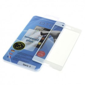OTB, Full Cover 3D Glass for Sony Xperia X, Sony tempered glass, ON3966-CB