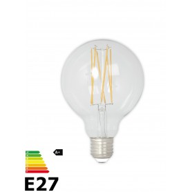 Calex, Vintage LED Lamp 240V 4W 350lm E27 GLB95 Clear 2300K Dimmable, Vintage Antique, CA075-CB, EtronixCenter.com