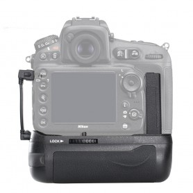 Travor - Battery Grip compatible Nikon D5500 D5600 DSLR - Nikon photo-video batteries - AL842 www.NedRo.us