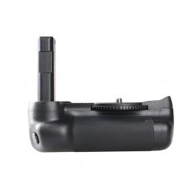 Travor - Batterijgreep compatibel met Nikon D5500 D5600 DSLR - Nikon foto-video batterijen - AL842 www.NedRo.nl
