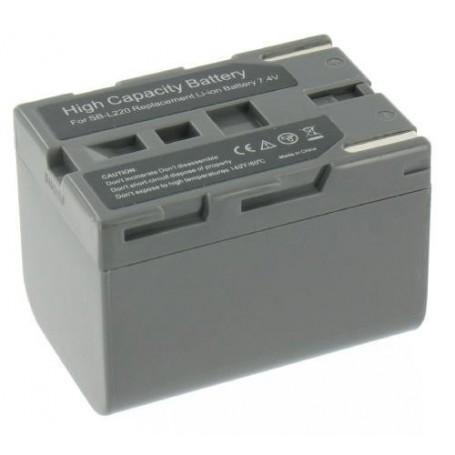 NedRo, Acumulator compatibil cu Samsung SB-L220, Samsung baterii foto-video, V080-GXL, EtronixCenter.com