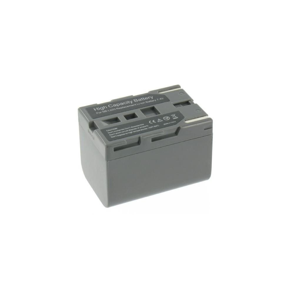 NedRo - Acumulator compatibil cu Samsung SB-L220 - Samsung baterii foto-video - V080 www.NedRo.ro
