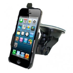 Haicom - Haicom car Phone holder for Apple iPhone 5 / iPhone 5s / iPhone SE HI-228 - Car window holder - ON3987-SET www.NedRo.us