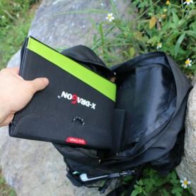 ALLPOWERS - 14W Draagbare Dual Output 1A 2A Zonnepaneel Lader - Zonnepanelen en Windturbines - AL841 www.NedRo.nl