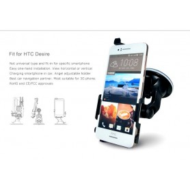 Haicom klem autohouder voor HTC 10 HI-485