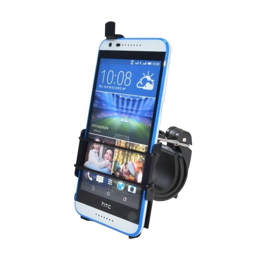 Haicom - Haicom Fietshouder voor HTC Desire 620 / Desire 820 mini HI-406 - Fiets telefoonhouder - ON4527-SET www.NedRo.nl