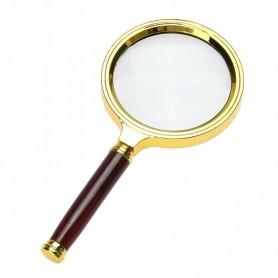 47mm 3x-Zoom Vergrootglas met handvat