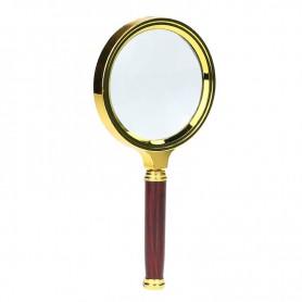 NedRo, 47mm 3x-Zoom Vergrootglas met handvat, Loepen en Microscopen, AL838, EtronixCenter.com