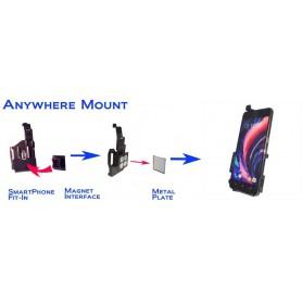 Haicom - Haicom magnetic phone holder for HTC Desire 10 Lifestyle HI-490 - Car magnetic phone holder - ON4532-SET-C www.NedRo.us