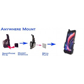 Haicom - Haicom magnetische houder voor HTC Desire 10 Lifestyle HI-490 - Auto magnetisch telefoonhouder - ON4532-SET-C www.Ne...