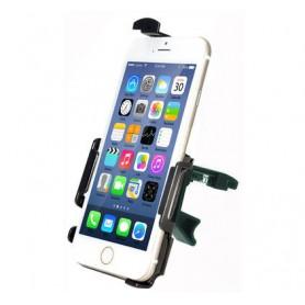 Haicom, Auto Ventilator Haicom klem houder voor Apple iPhone 6 / 6S HI-350, Auto ventilator telefoonhouder, ON4533-SET, Etron...