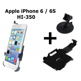 Haicom - Haicom dashboard phone holder for Apple iPhone 6 / 6S HI-350 - Car dashboard phone holder - ON4534-SET-C www.NedRo.us