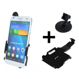Haicom - Haicom dashboard phone holder for Huawei Ascend G7 HI-402 - Car dashboard phone holder - ON4538-SET-C www.NedRo.us