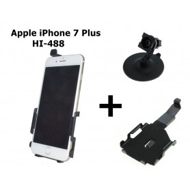 Haicom - Haicom dashboard phone holder for Apple iPhone 7 Plus HI-488 - Car dashboard phone holder - ON4542-SET-C www.NedRo.us