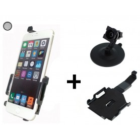 Haicom, Haicom dashboard phone holder for Apple iPhone 6 Plus / 6S Plus HI-360, Car dashboard phone holder, ON4550-SET