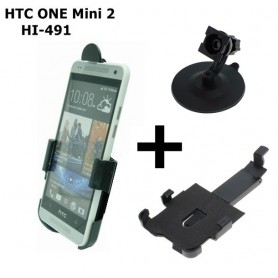 Haicom, Haicom dashboard phone holder for HTC ONE Mini 2 HI-491, Car dashboard phone holder, ON4554-SET