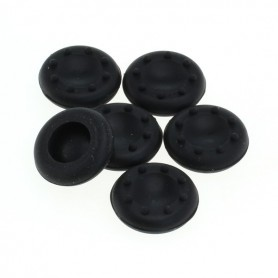 NedRo - 6 x Silicone Protective thumb stick grips for PS4 Joystick - PlayStation 4 - ON4567