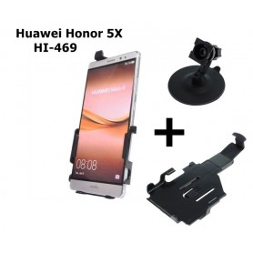 Haicom - Haicom dashboard phone holder for Huawei Honor 5X HI-469 - Car dashboard phone holder - ON4569-SET www.NedRo.us