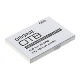 OTB - Batterij voor Siemens C65/CF62/AX75/CF75/CFX65 Li-Ion - Siemens telefoonaccu's - ON4578 www.NedRo.nl