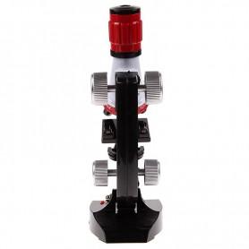 Unbranded - 100x-1200x Zoom Microscop Educațional cu lumina LED - Lupe și Microscoape - AL832-C www.NedRo.ro