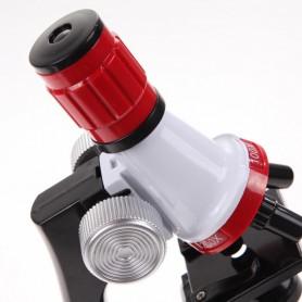 100x-1200x Zoom Educatieve microscoop met LED Licht