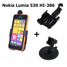 Haicom - Haicom dashboardhouder voor Nokia Lumia 530 HI-386 - Auto dashboard telefoonhouder - ON4584-SET www.NedRo.nl