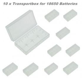 OTB - Transportbox voor 18650 Batterijen - Overige batterijen - ON1726-10x www.NedRo.nl