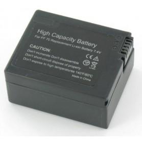 Accu Batterij compatible met Sony NP-FF70